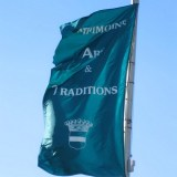 Drapeau de l'association Patrimoine Art & Traditions