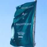 Drapeau de l'association Patrimoine Art & Traditions