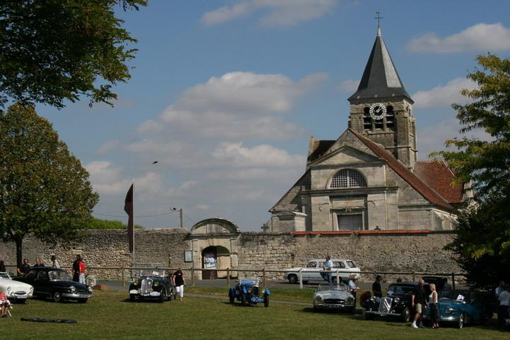 Journees du patrimoine 2007 - Eglise de Brenouille