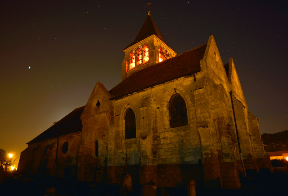 Eglise st rieul - venise 2