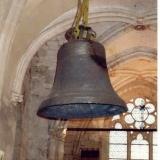 cloche de 1777-restauree - Eglise St Rieul de Brenouille.