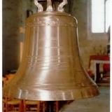 cloche-1988-baptême - Eglise St Rieul de Brenouille.