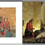 Création du livre: les creches de nos villages - Brenouille edition 2012 - En vente aupres de l'association