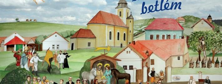 La crèches des apiculteurs de Ratenice - République Tchèque