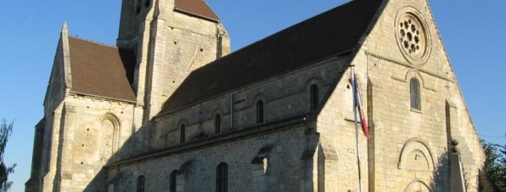 Eglise de Cinqueux (Oise)