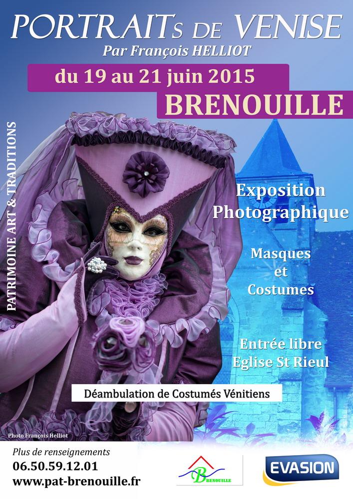 Affiche-PAT Brenouille - venise