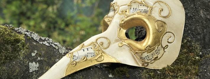 masque de venise - brenouille