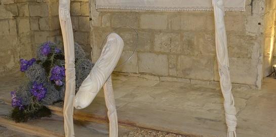 Creche en bois - Arnaud SIMON Brenouille