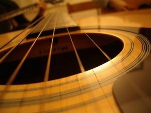 guitare noel