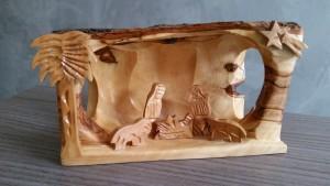 Crèche Bethléem - Patrimoine Art et Traditions