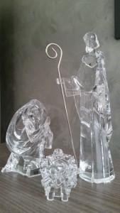 Crèche moderne - Patrimoine Art et Traditions