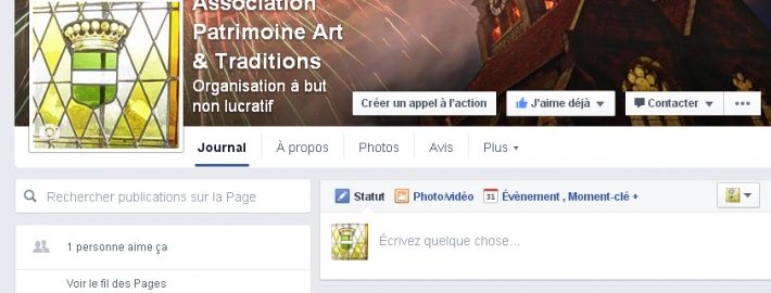 Page Facebook PAT