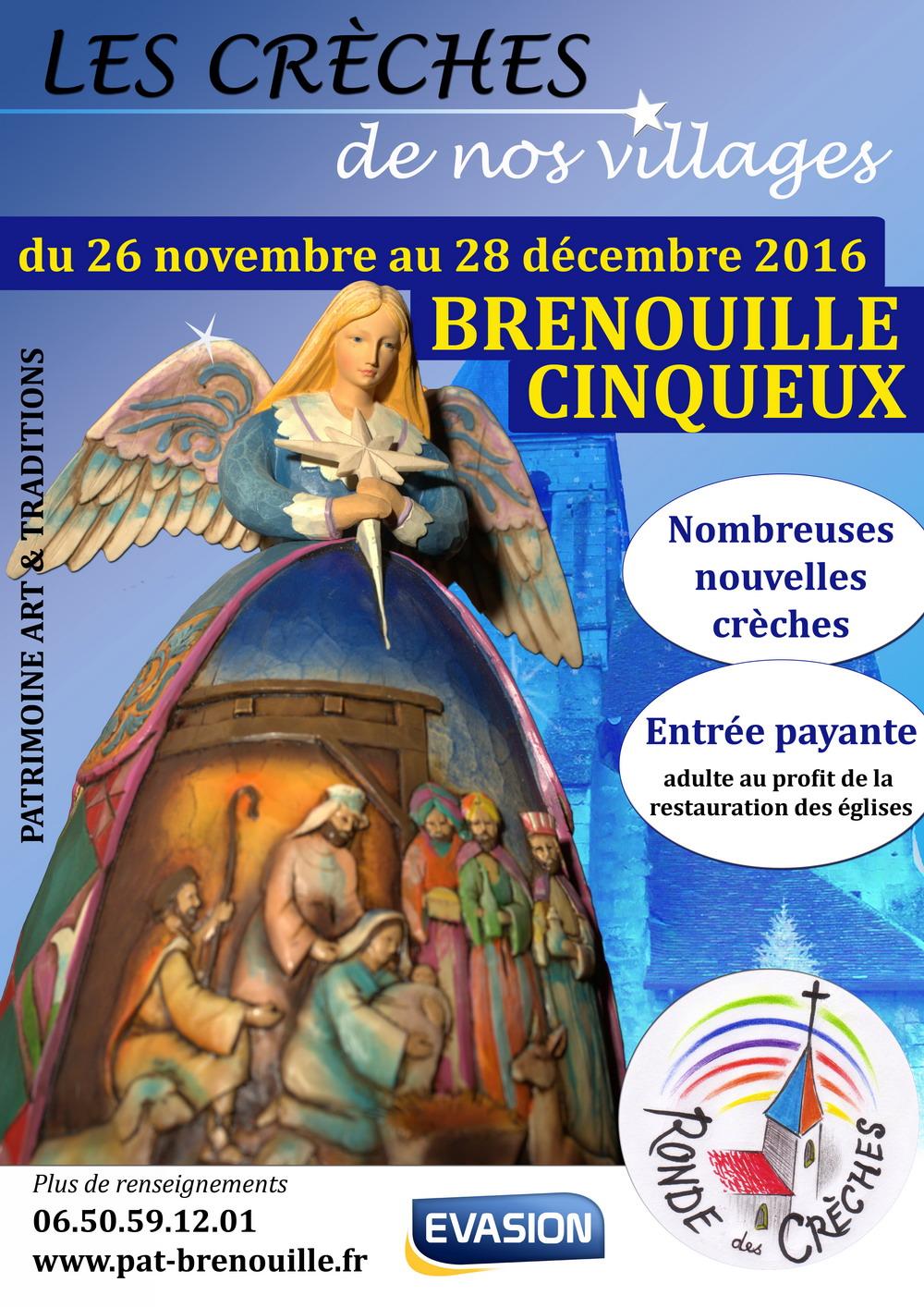 –   Les Crèches de Noël   –
