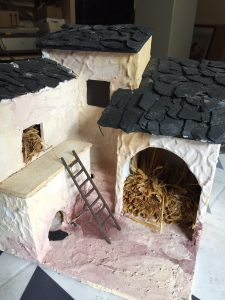 decor-creche-etable
