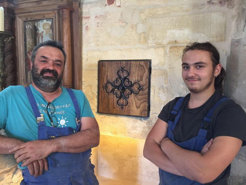 Brenouille Projet FER 2017- David et Mario
