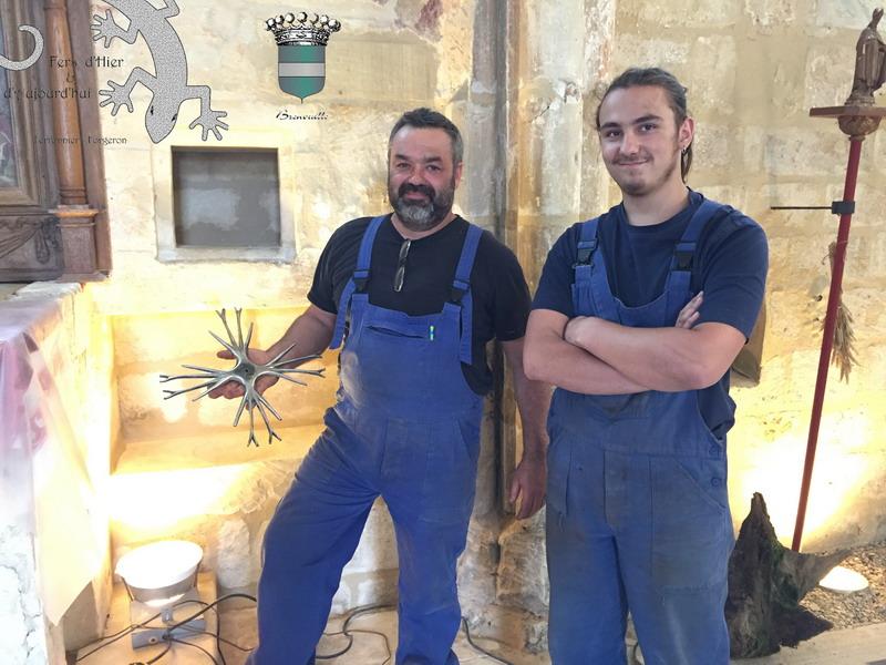 Brenouille Projet FER - David et Mario