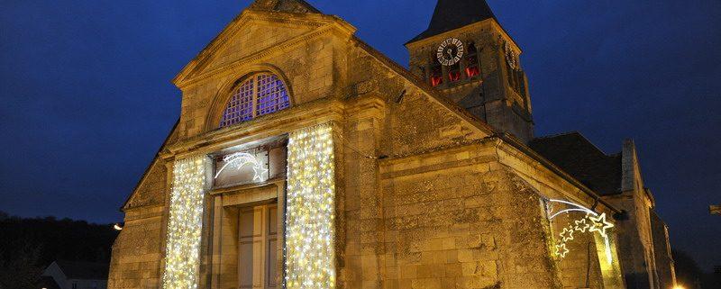 Eglise de Brenouille Noël 2017